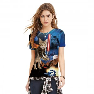 Female short sleeve T-shirt S