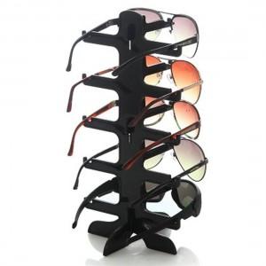 5 Layers Glasses Eyeglasses Sunglasses Show Stand Holder Frame Display Rack