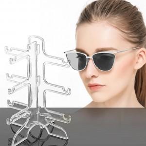 Eyeglasses Sunglasses Show Stand Display Rack Holder Frame Display Show Stent