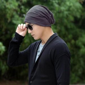 Men Male Cotton Knitted Warm Hats Autumn Winter Outdoor Windproof Beanies Cap