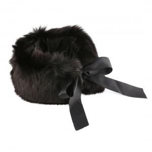 High Imitation Fox-Fur Collar Faux Fur Cape Scarf Fashion Warm Collar For Coat