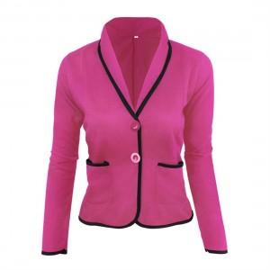 Female Jacket Women Tops Autumn Winter Women Long Sleeve Cardigan Top Coat